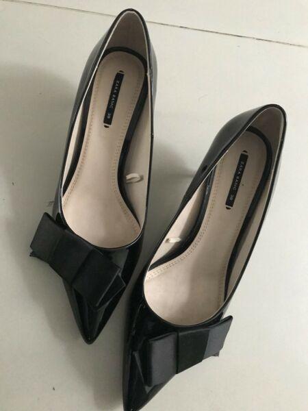 Zapatos Zara talle 39 sin usar