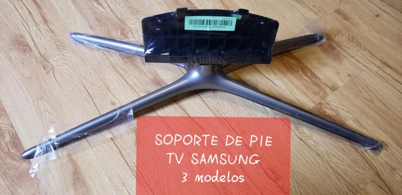 Vendo SOPORTE DE PIE PARA TV SAMSUNG NUEVOS 3 modelos