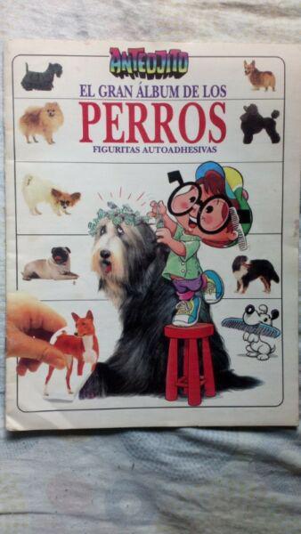 El Gran Album De Los Perros Anteojito Completo