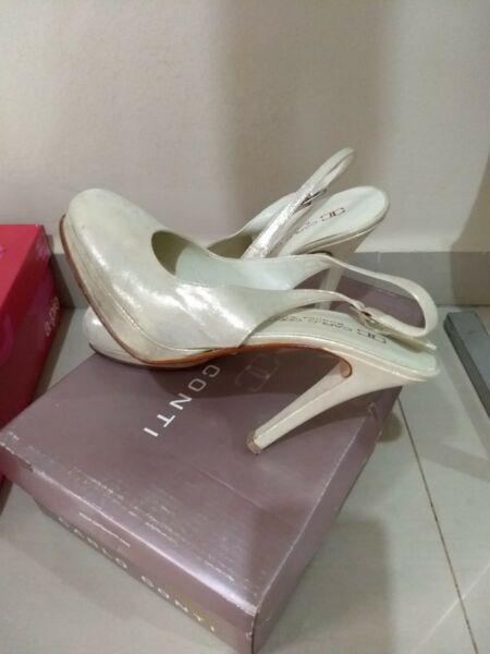 Zapatos de fiesta N°37