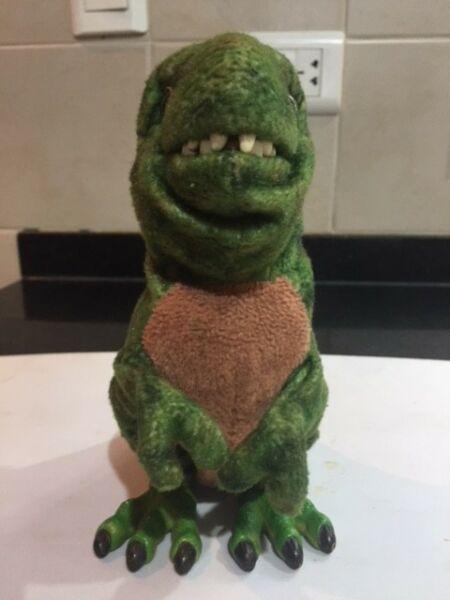 Dinosaurio Rex con sonido