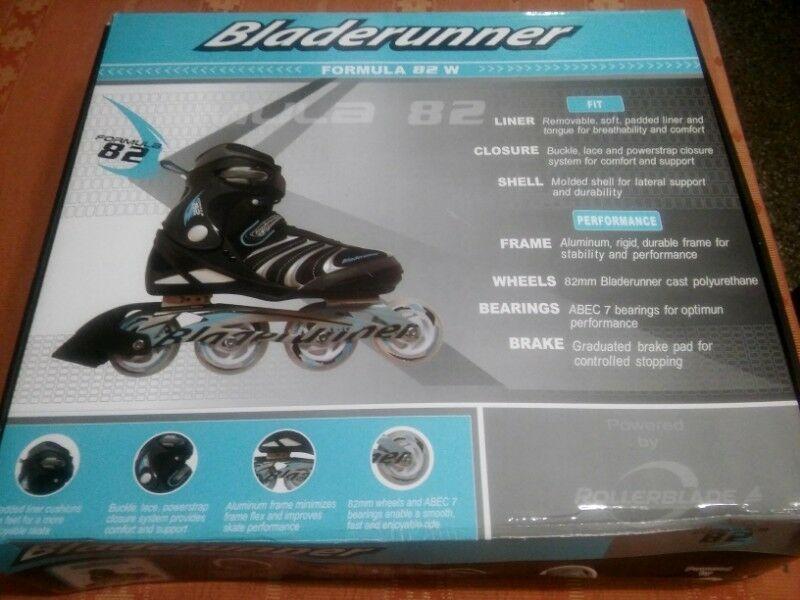 VENDO Roller usado Mujer Bladerunner Formula 82 Mm