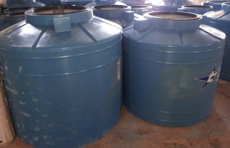 Vendo tanques de agua t&t directo de fábrica TRICAPA Y
