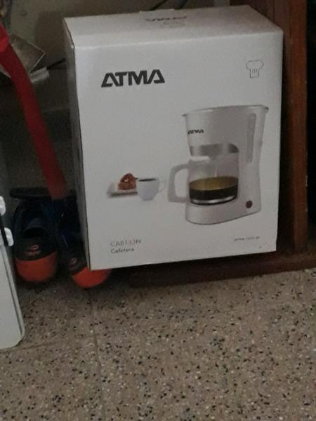 Cafetera nueva..