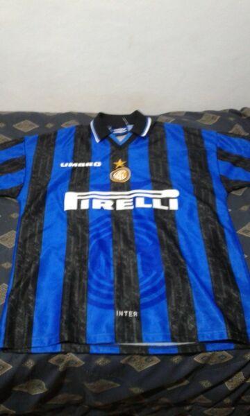 Camiseta del inter de italia simeone