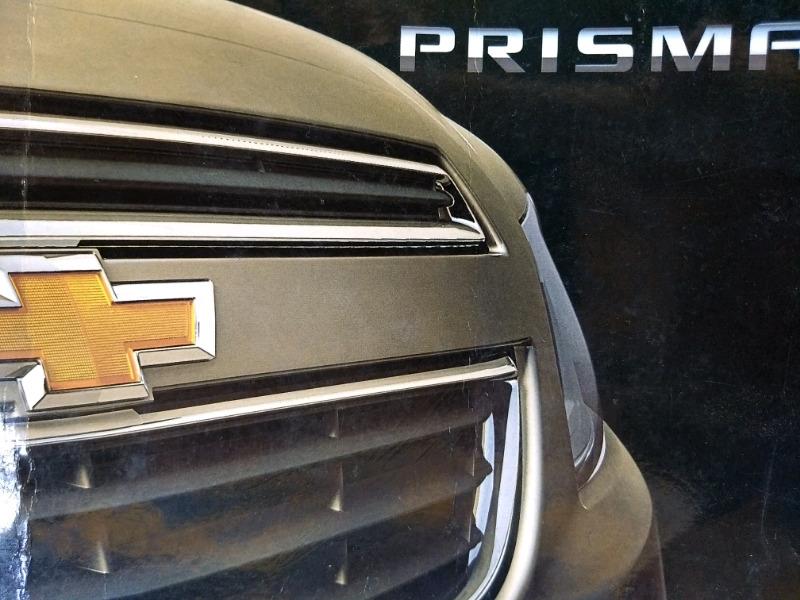 Manual de Chevrolet Prisma  original de usuario