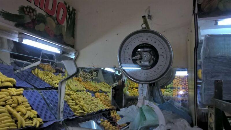 Vendo equipamiento para verduleria y fruteria