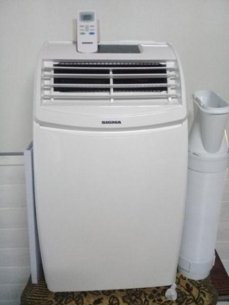 Aire acondicionado de ventana philips fr o calor posot class - Aire frio calor portatil ...