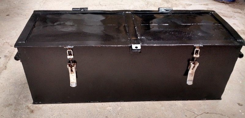 Caja de Herramientas Metalica Grande para Camion o Camioneta
