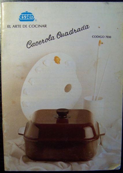 Lote De Libros De Cocina Essen y Microondas