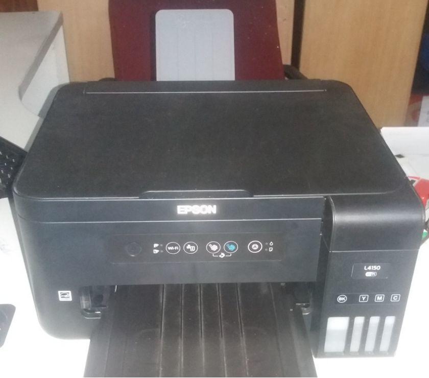 Vendo Impresora Epson L Mult.