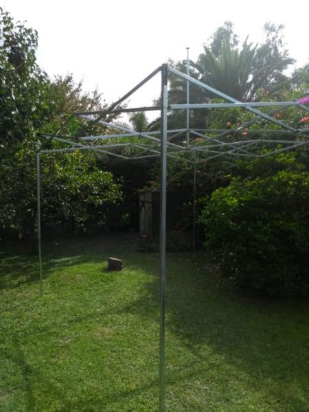 Gazebo solo estructura