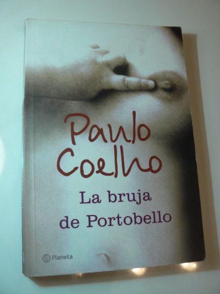 Libro La Bruja de Portobello por Paulo Coelho. Editorial