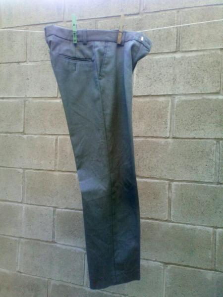 Pantalón colegial sarga