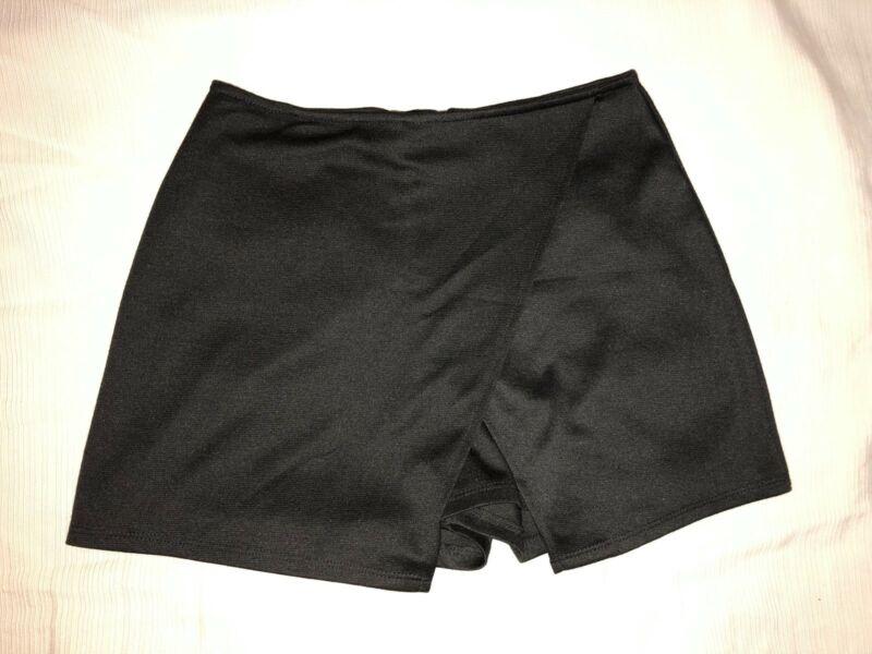 Pollera pantalon Hollister color negro