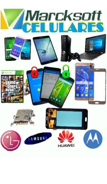 Servicio Técnico de celulares y PC