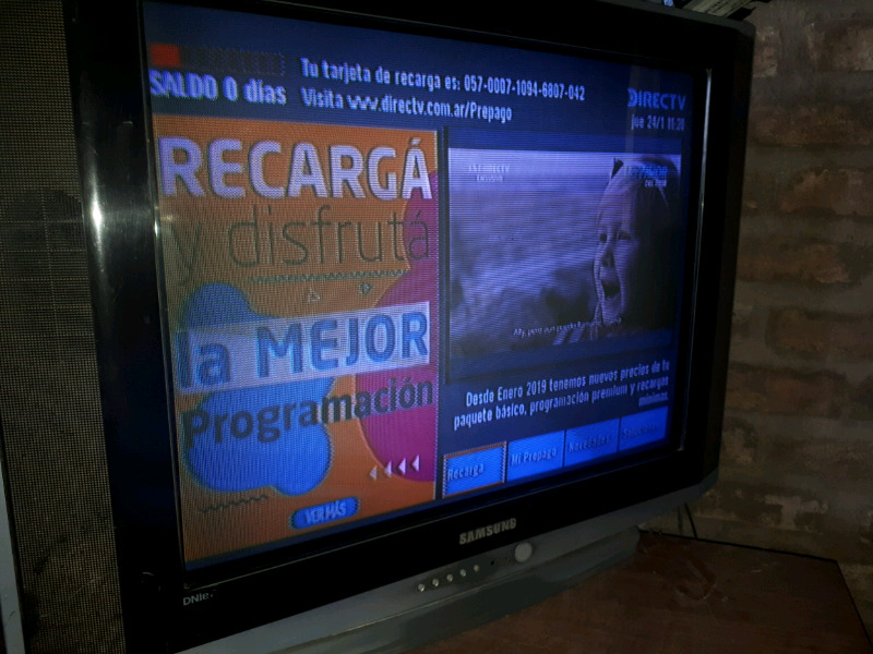 Vendo televisor 29 pulgadas pantalla plana