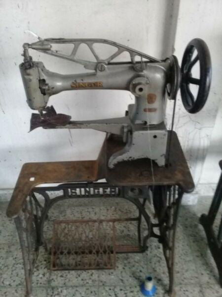 Maquina de coser para compostura de calzado   Posot Class
