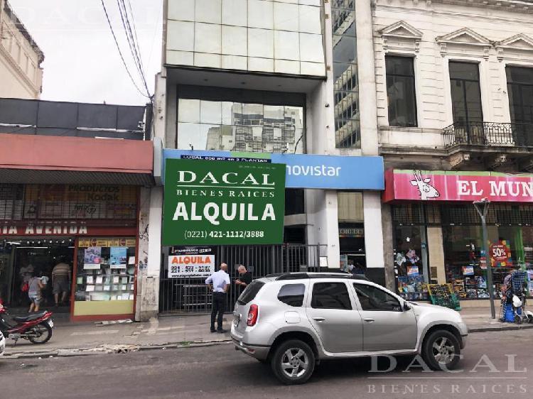 Local en alquiler en La Plata Calle 47 e/ 7 y 8 Dacal Bienes