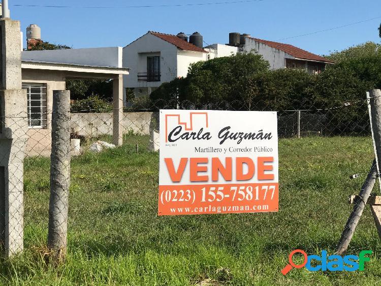 Lote de terreno en Faro NOrte