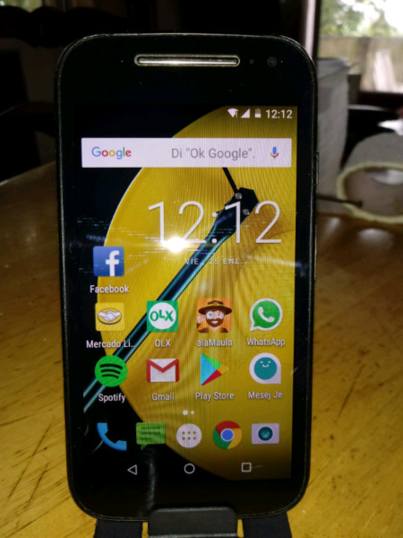 Motorola Moto E 2da Gen Xt Libre de Fábrica