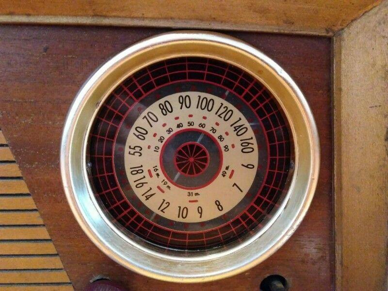 Radio marca Rayo