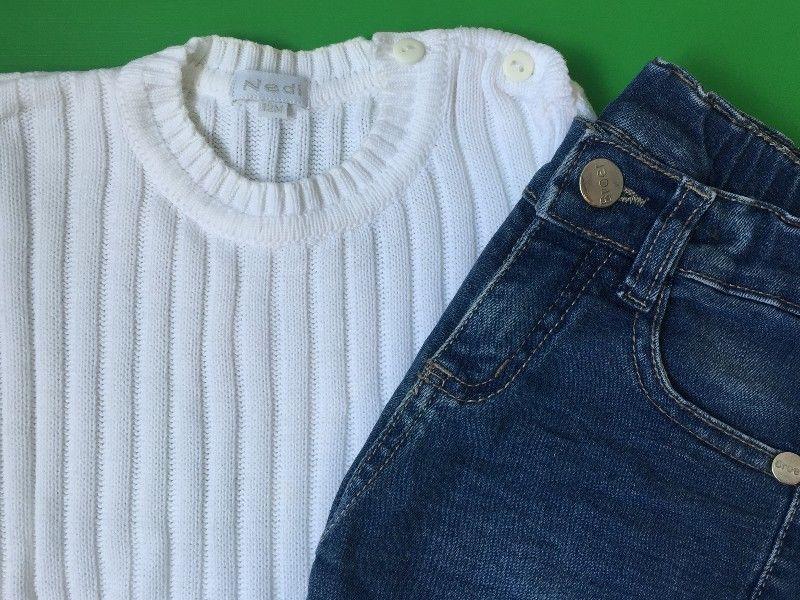 Sweater Hilo Nedi 12 meses (1 año)