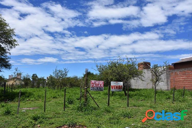 Terreno en venta en Villa del Totoral