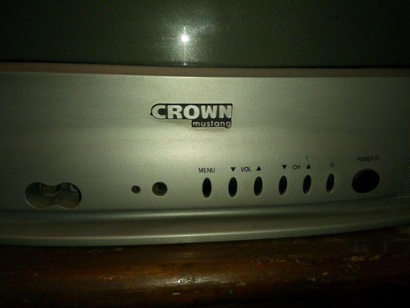 """tv crown 21"""""""