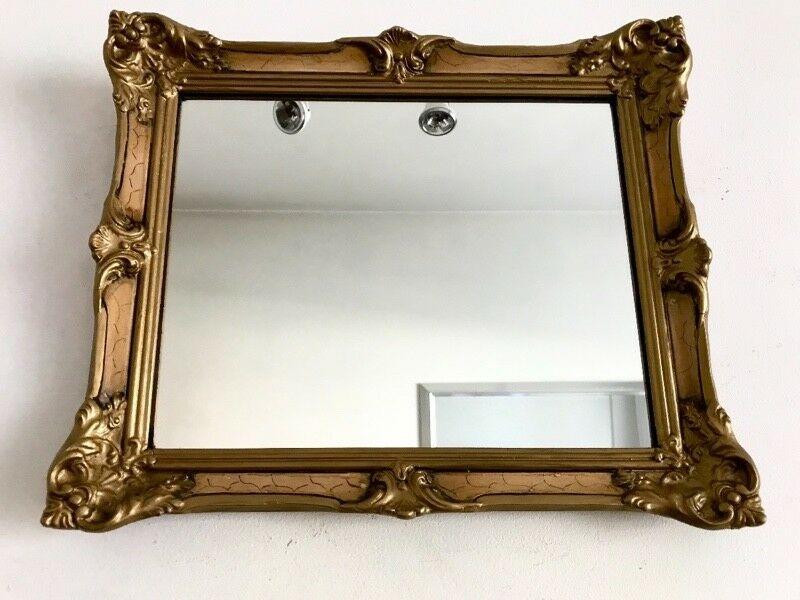 Espejo Antiguo Francés 8 molduras Estilo Luis Xv