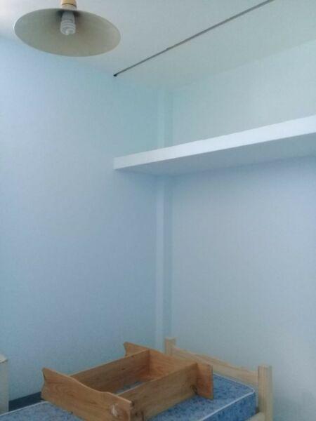 Trabajo de pintor en casa y departamentos y albañileria