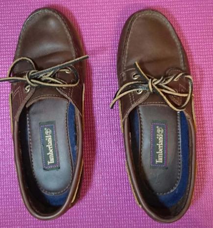 Zapatos TIMBERLAND nauticos - HOMBRE TALLE 41,5 -