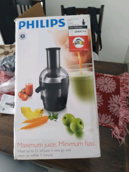 Juguera Philips HR