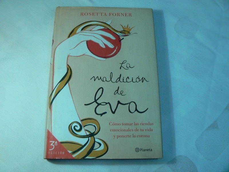Libro La Maldición de Eva por Rosetta Forner. Editorial