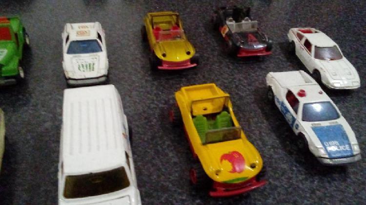 Autos de colección Buby Muky Hotwells Galgo etc.
