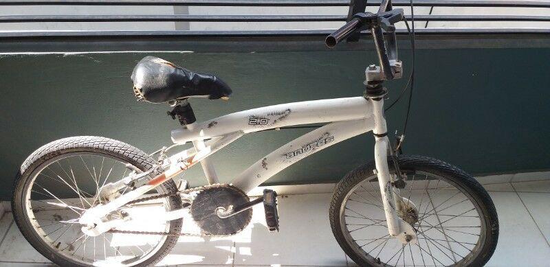 Bicicleta Zenith Andes rodado 20 usada en buen estado
