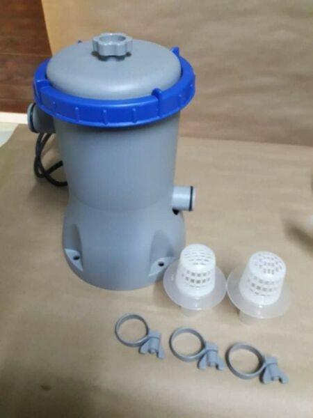 Bomba Filtro De Agua Bestway Para Pileta Lona l/h