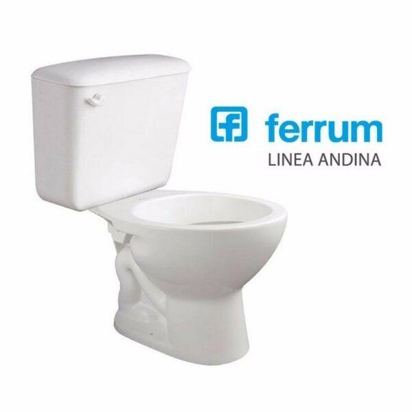 Ferrum veneto inodoro deposito bidet3 tapa adducci posot for Repuestos para mochila de inodoro ferrum