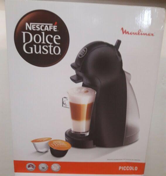 Liquido cafetera nueva MOULINEX DOLCE GUSTO piccolo