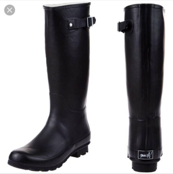 VENDO botas de lluvia Muaa