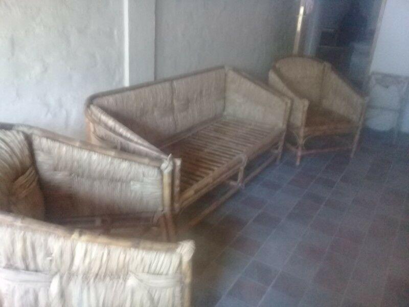 Vendo sillones de Mimbre excelente estado
