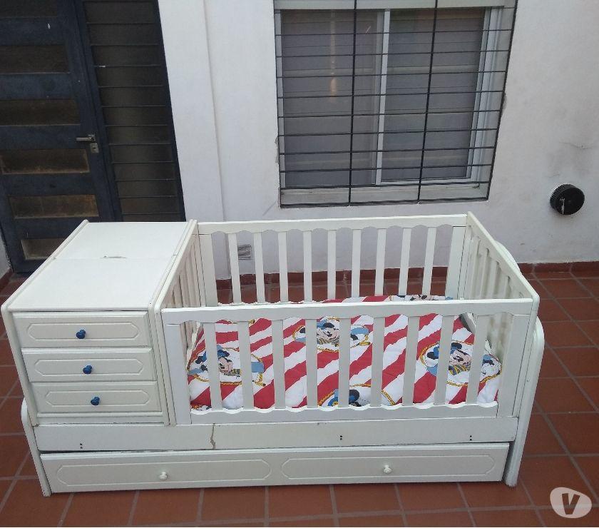 Cama funcional con cama marinera y de regalo una cama cuchet