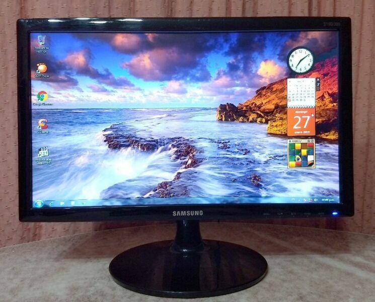 """Monitor Samsung S19D"""" LED HDMI - Llevo a Domicilio!!"""