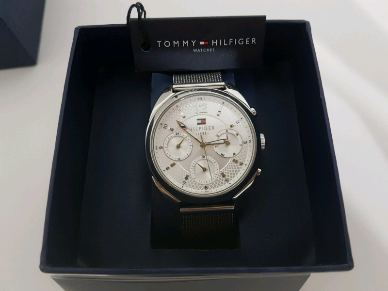 Vendo Reloj Tommy Hilfiger Mujer Impecable Sumergible