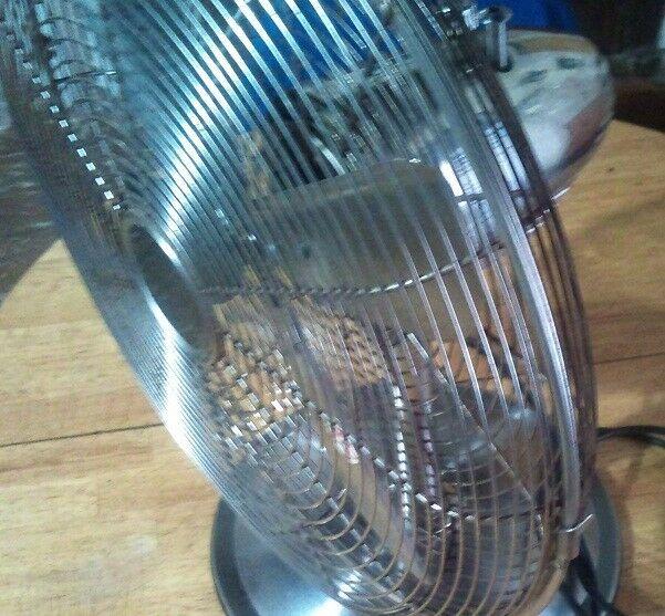 Ventilador de Mesa (moderno) modelo Vintage 220v