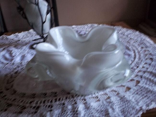 pieza de cristal de murano