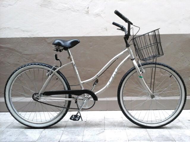 Bicicleta de paseo, rodado 26