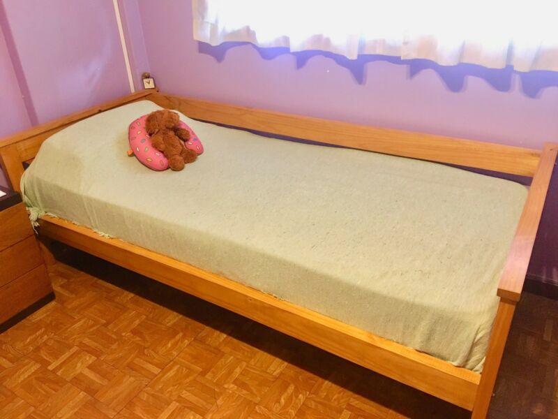 Diván cama 1 plaza