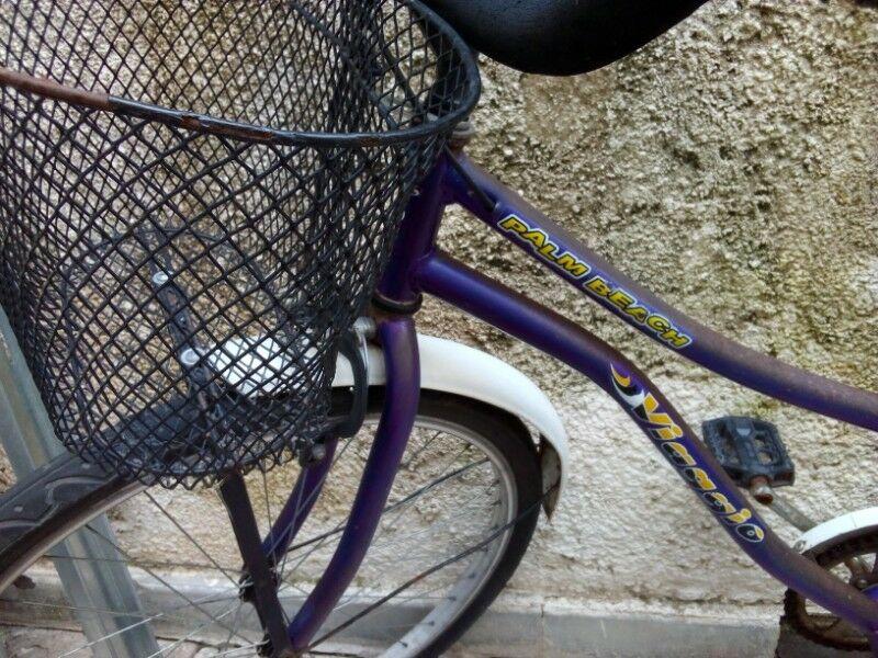 Vendo bici de mujer marca viaggio!!