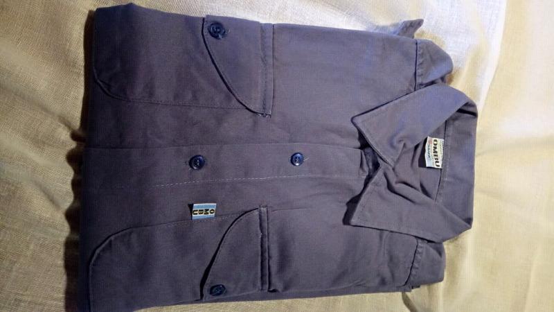 Camisa de trabajo Ombú